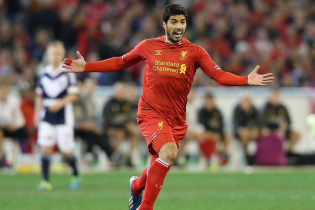 Luis Suarez Transfer Rumours: Latest News on Liverpool Star Week of August 26