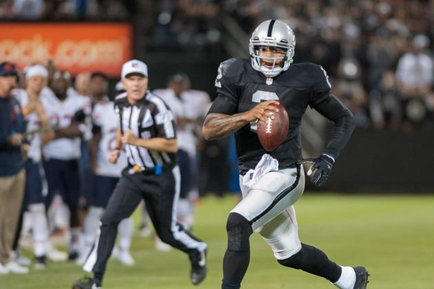 A Closer Look at the Raiders' Decision to Start Terrelle Pryor