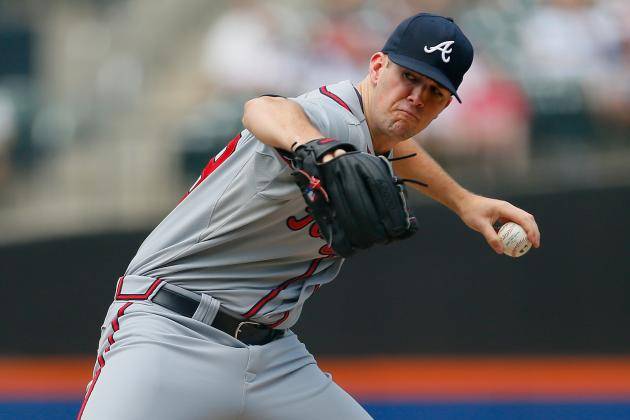 Stock Up, Stock Down for Atlanta Braves' Top 10 Prospects for Week 20