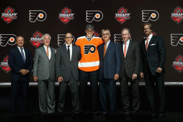 The Philadelphia Flyers' Best Prospect at Each Position Entering 2013-14 Season