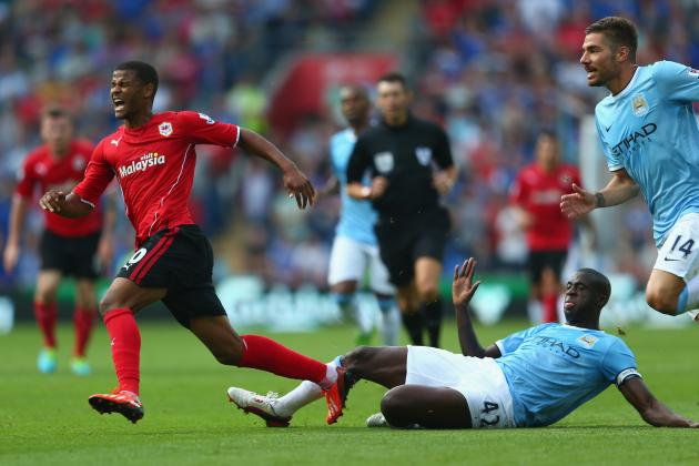 Cardiff City vs. Manchester City: 6 Things We Learned