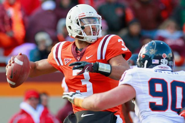 Logan Thomas: Everything You Need to Know About Virginia Tech's Star QB