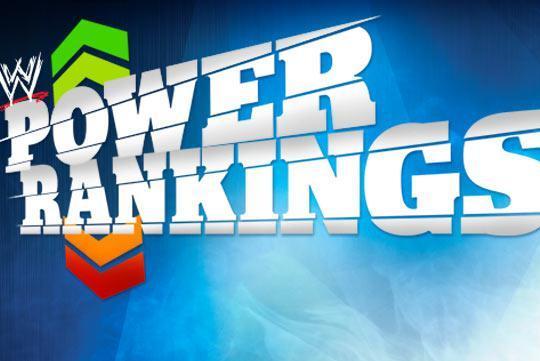 WWE Power Rankings for 8/26/2013