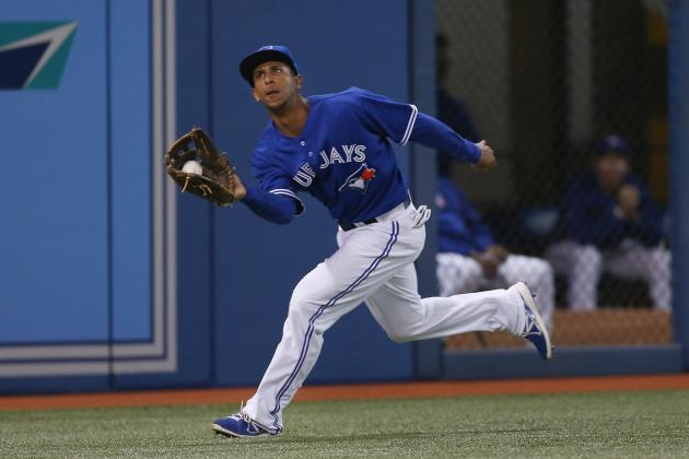 Stock Up, Stock Down for Blue Jays' Top 10 Prospects for Week of Aug 19–25