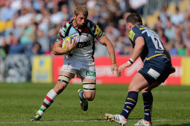 Chris Robshaw and England's Back-Row Riches