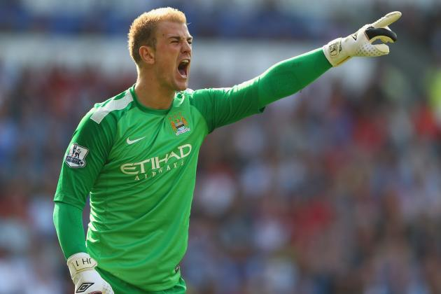 Could Manchester City Challenge Joe Hart with Other Options?
