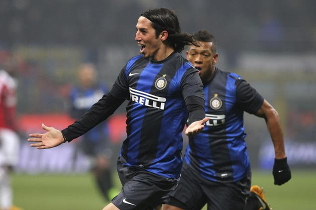 Inter Milan Transfer News and Rumours Tracker: Week of August 26