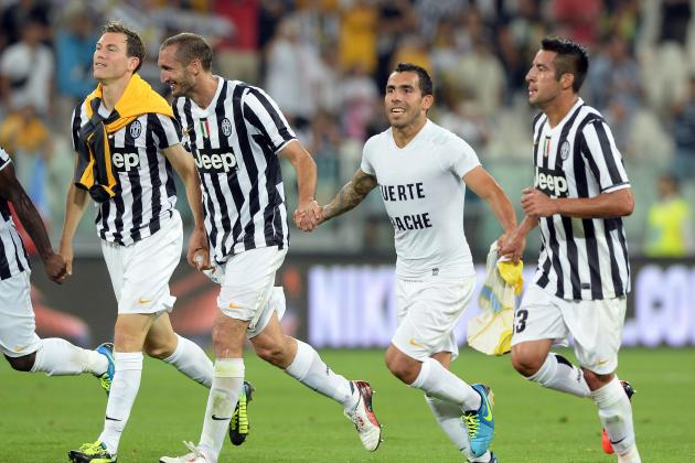 Juventus vs. Lazio: 6 Things We Learned
