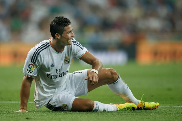 Cristiano Ronaldo Transfer Rumours and Rumours Tracker: Week of August 26