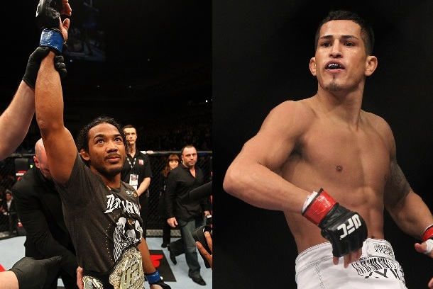 UFC 164 Preview: Benson Henderson vs. Anthony Pettis Head-to-Toe Breakdown