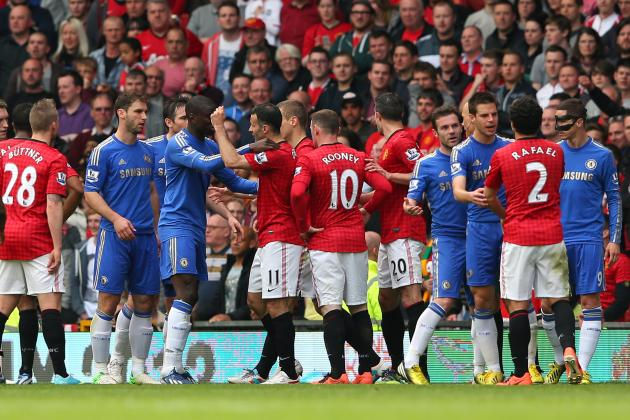 The 4 Key Player Duels Between Chelsea and Manchester United