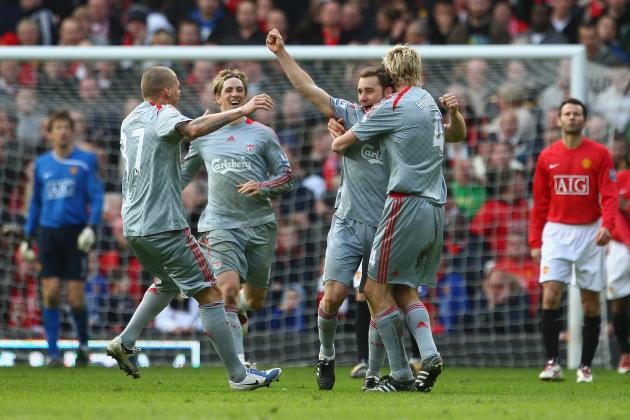 6 Classic Liverpool Wins Against Manchester United