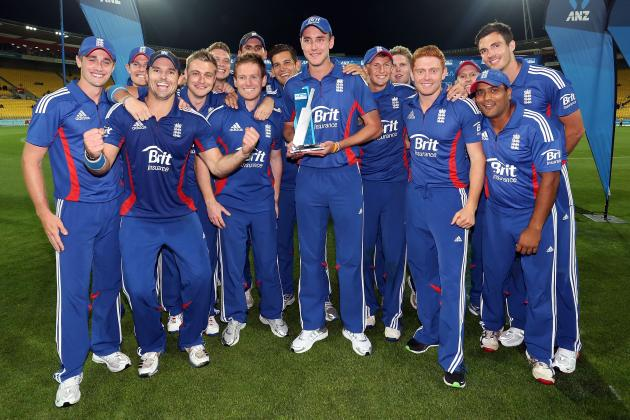 Assessing England's T20 Squad to Face Australia in Two-Match Series
