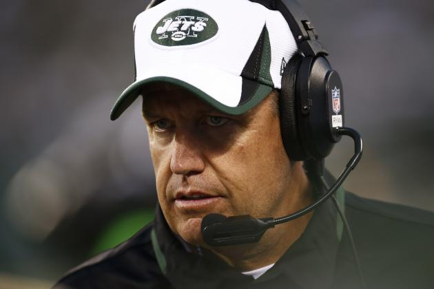 New York Jets Roster 2013: Latest Cuts, Depth Charts and Analysis