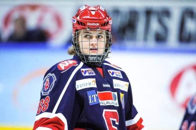Breaking Down the Best Centers in the 2014 NHL Draft