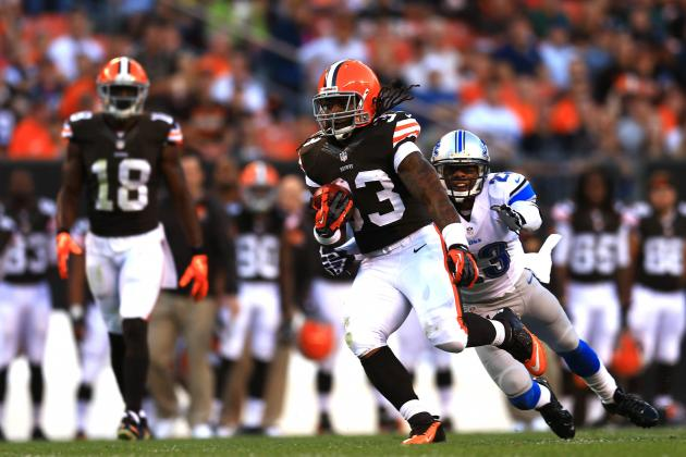 Cleveland Browns Roster 2013: Latest Cuts, Depth Charts and Analysis