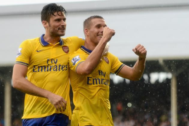 The Hottest Strikers from Week Two of the Premier League