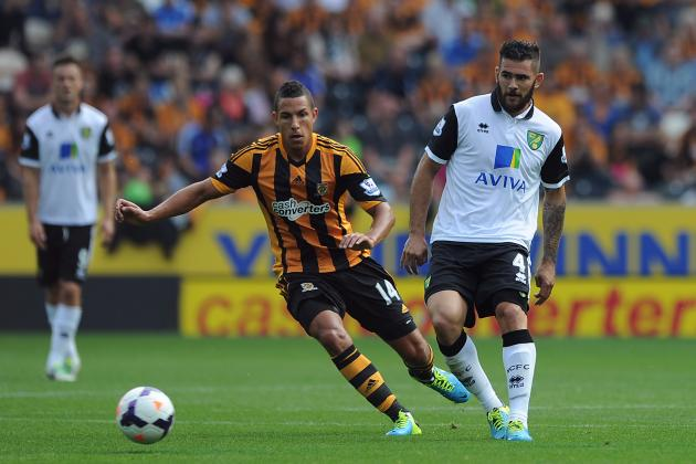 Hull City vs. Norwich City: 5 Things We Learned from Defeat
