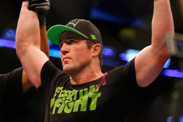 Which Fights Make Sense for Chael Sonnen and the UFC?