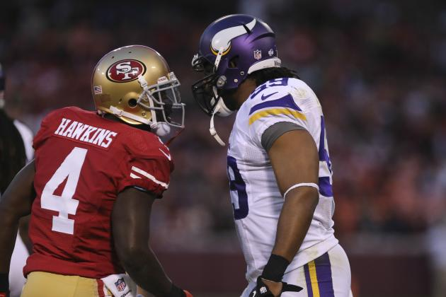 Making the Call on 49ers' Hardest Remaining Cuts