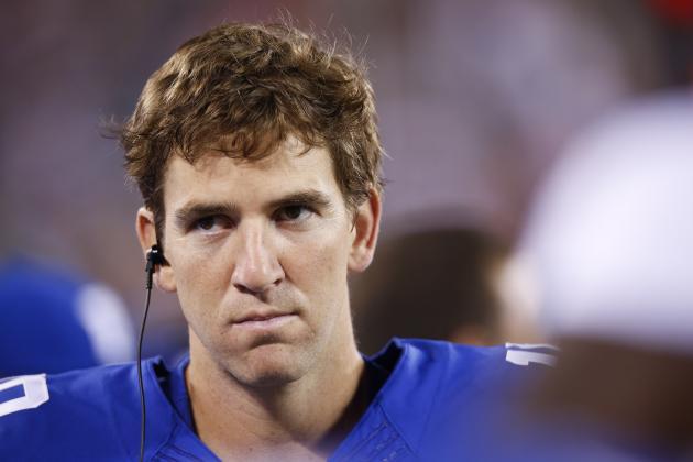 New York Giants: Best and Worst of Team's Preseason