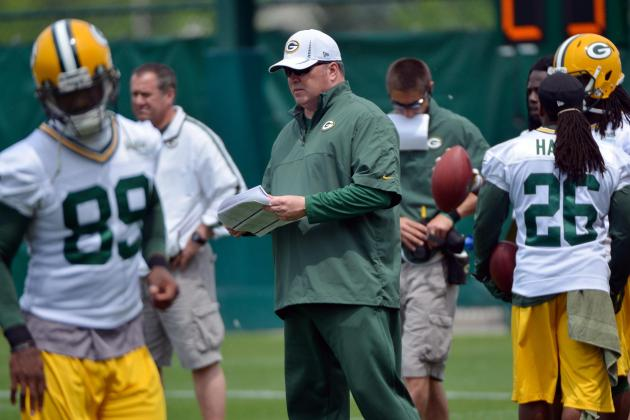 Green Bay Packers Roster 2013: Latest Cuts, Depth Charts and Analysis