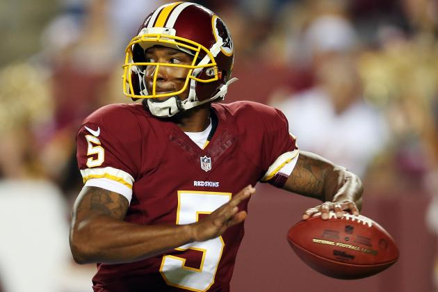 Washington Redskins: Best and Worst of Washington's Preseason
