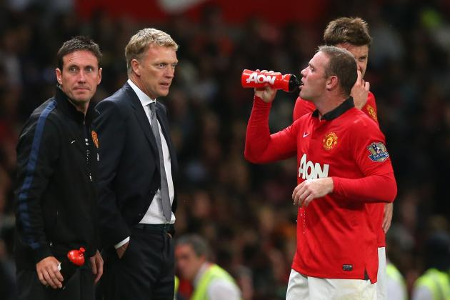 Grading David Moyes' Early Weeks at Manchester United