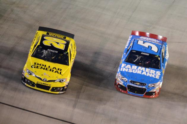 NASCAR Sprint Cup Power Rankings: Week 25 Edition