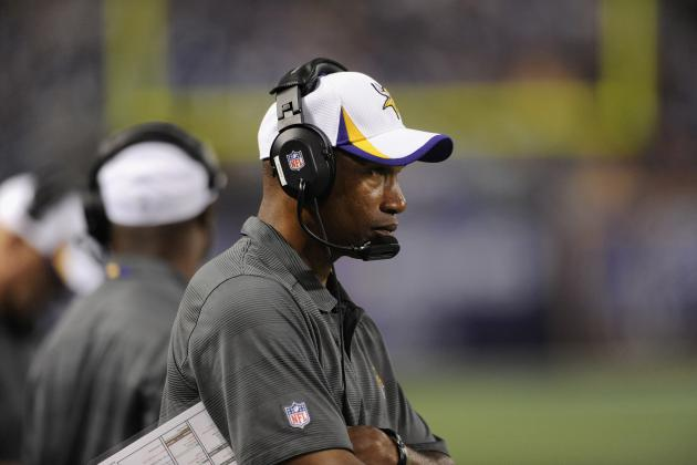What to Expect from Each Minnesota Vikings Starter in 2013-14