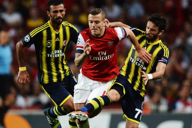 Champions League Results: Arsenal Advance, Schalke Survive, Wien Make History
