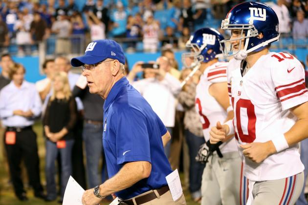 What to Expect from Each New York Giants Starter in 2013-14