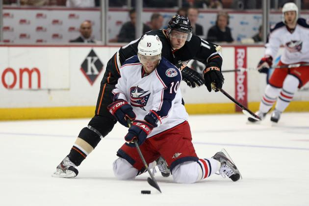 Columbus Blue Jackets Under the Most Pressure in 2013-14