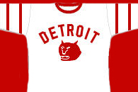 The Best Uniforms in Detroit Red Wings History