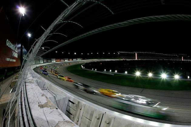 Complete Preview of NASCAR Sprint Cup Series at Atlanta