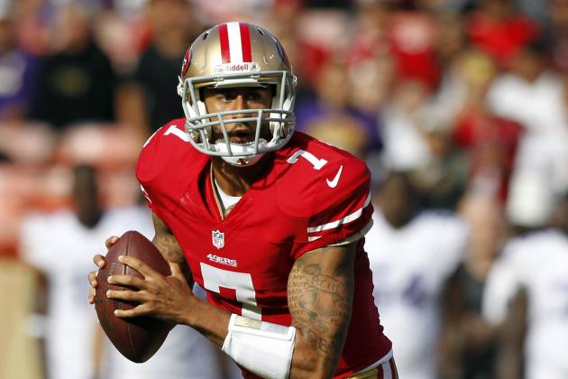 What to Expect from Every San Francisco 49ers Starter in 2013