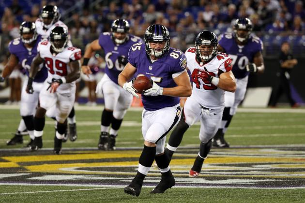 Looking at Players on Baltimore Ravens' Roster Bubble