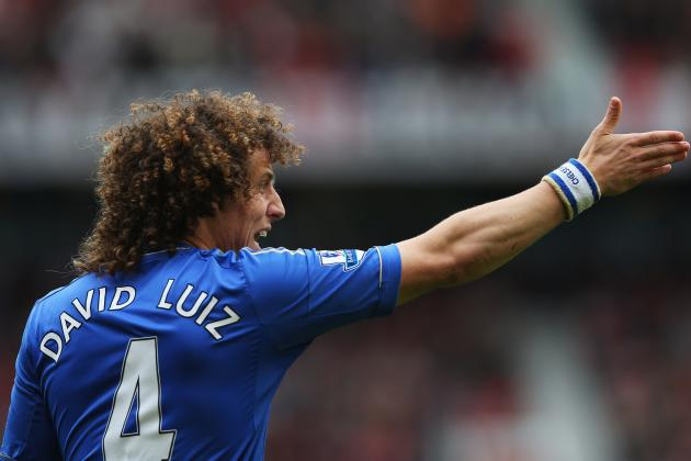 Transfer Rumours Latest: David Luiz Man Utd Bid, Bale Drags On, Ozil, Di Maria