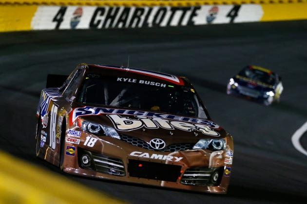 Choosing Tracks for NASCAR's Dream 10-Race Chase for the Cup