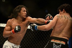 UFC Fight Night 27 Results: Top 10 Lightweights in the UFC