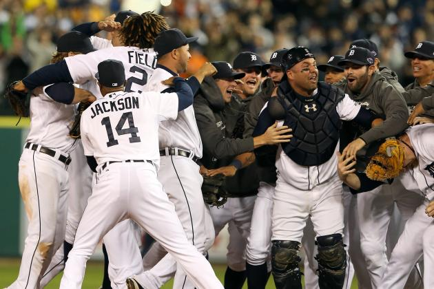 2013 MLB Playoffs: Predicting Every Playoff Team with a Month to Go