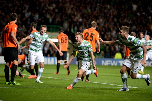 Champions League Results: Analysis for Celtic vs. Shakhtyor Karaganda and More