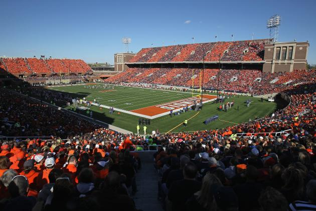 Possible Improvements to Illinois' Memorial Stadium