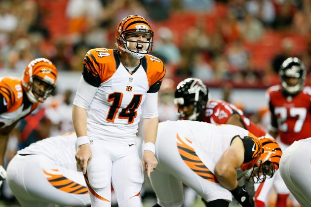 What to Expect from Each Bengals Starter in 2013-14