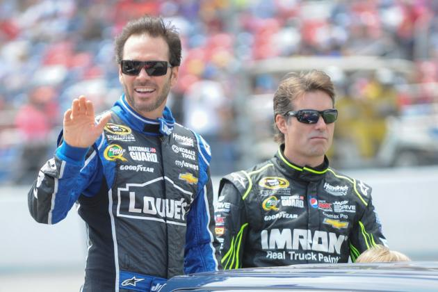 10 Current NASCAR Drivers Who Are Locks for the Hall of Fame