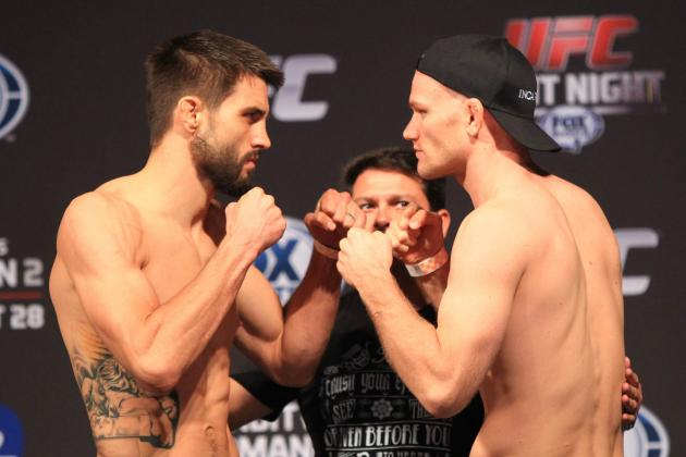 UFC Fight Night 27 Results: Condit vs. Kampmann Recap and Analysis