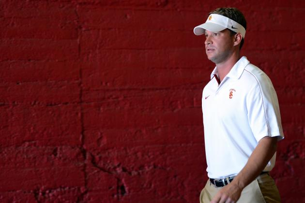 College Football Coaches on the Hot Seat Heading into 2013 Season