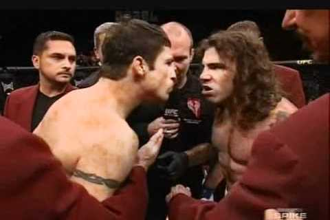UFC: The 5 Greatest Staredowns in UFC History
