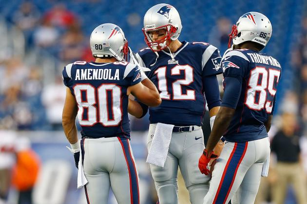 What to Expect from Each New England Patriots Starter in 2013
