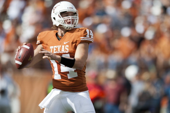 David Ash: Everything You Need to Know About the Texas Longhorns' Star QB